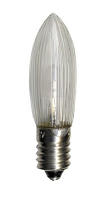 Klar LED till adventsljusstake.