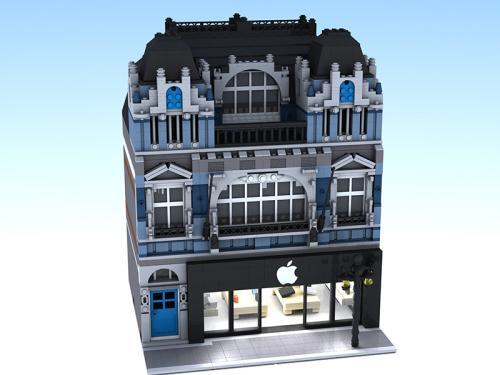 Legohus