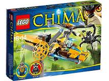 Lego februari medium 70802 prenumeration för barn