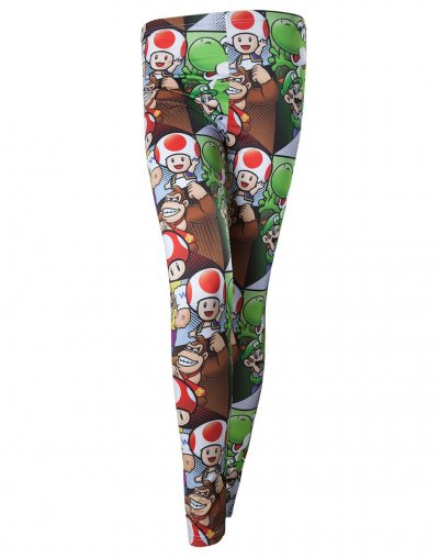 Leggings Super Mario