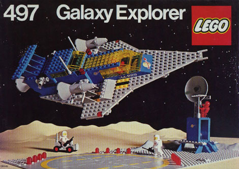 LEGO Galaxy Explorer