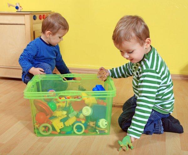 Roliga leksaker