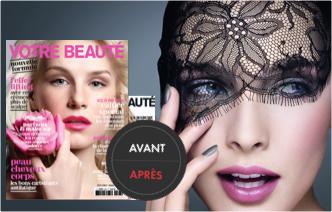 Avant / Après : Votre Beauté