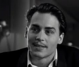 johnny depp dans le role de ed wood
