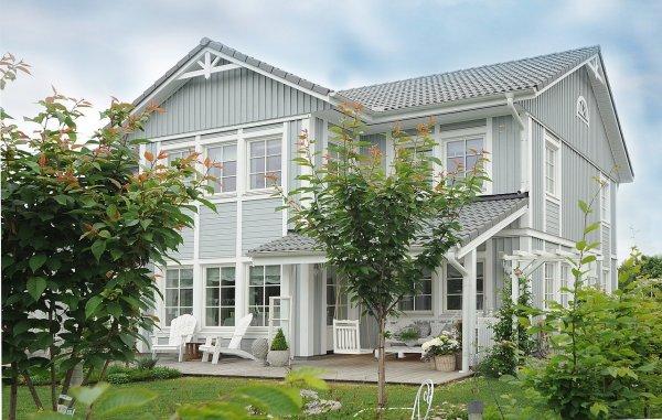 lyxigt hus