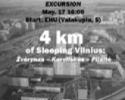 4 км спального Вильнюса: Жверинас – Каролинишки – Пилайте