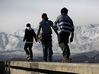 Bildspel, Skateistan: To Live And Skate Kabul