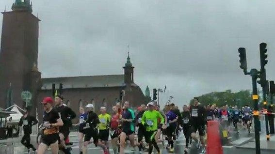 Asics Stockholm Marathon 2012