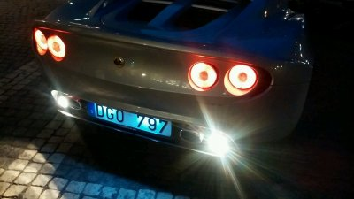 Lotus Elise S2 - Parking lamp