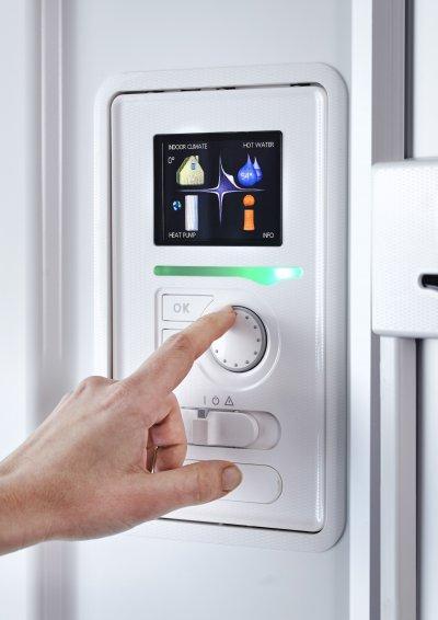 test luft vatten värmepumpar