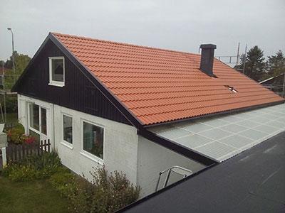 Staffanstorp efter takläggning