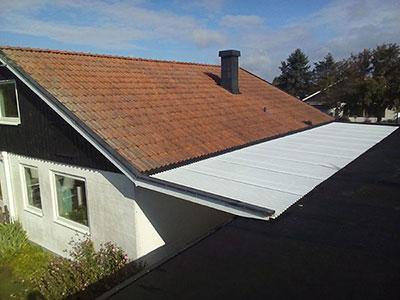 Staffanstorp före takläggning