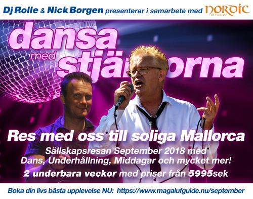 Sällskapsresan - September 2018