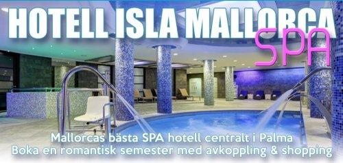 Hotell Isla Mallorca SPA
