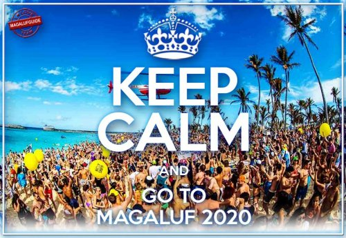 Keep Calm and Go To Magaluf 2020