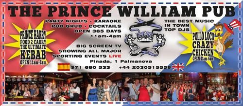 Prince William Pub
