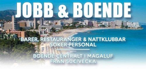 Jobb & Boende