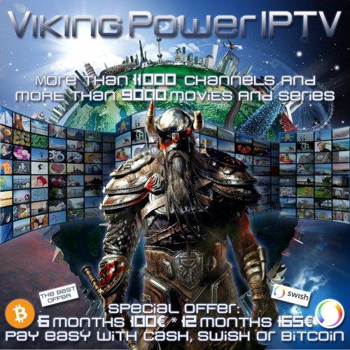 Viking Power IPTV