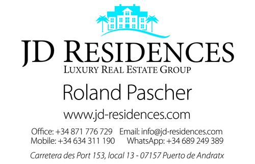 JD Residences - Roland Pascher