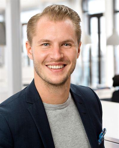 Patrik Granlund är en våra mäklare i Huddinge.