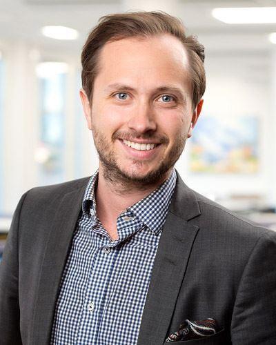 Daniel Ekdahl är en våra engagerade mäklare i Huddinge.