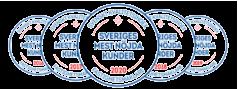Vi har Sveriges mest nöjda kunder för femte året i rad.