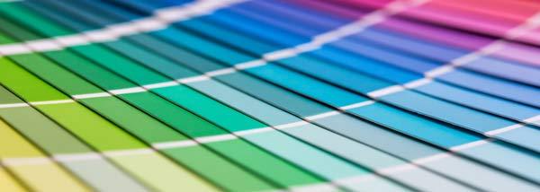 färgskala för att måla på plast