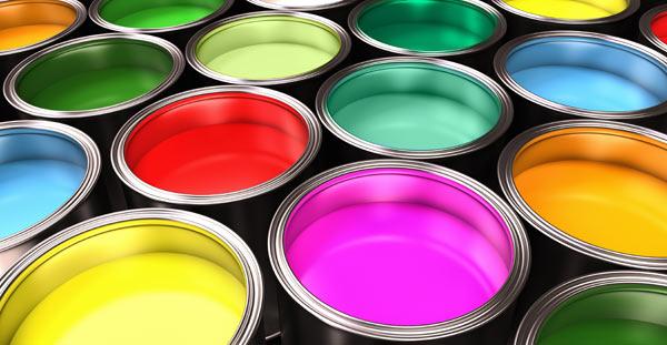 farliga ämnen i målarfärg