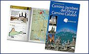 Guía práctica del Camino Jacobeo del Ebro y el Camino Catalán