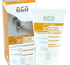 Eco Cosmetics, tonad solkräm SPF 30, 75 ml