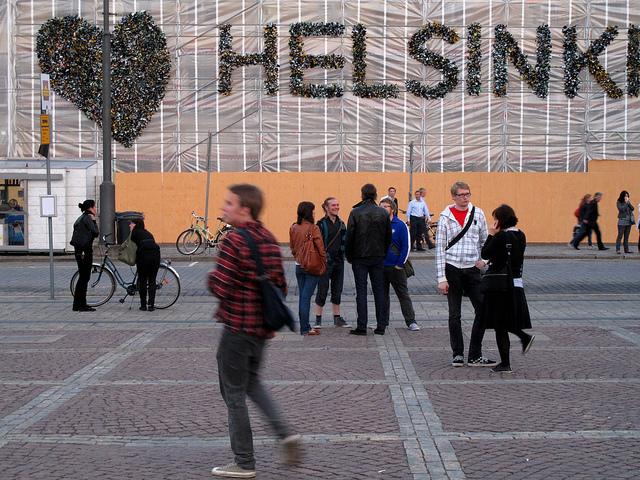<3 Helsinki