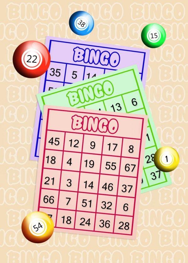Bingo and lottery