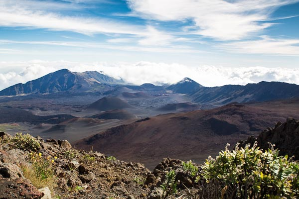 Haleakala nationalpark