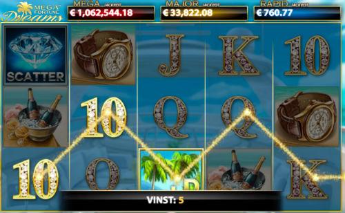 Våran lista över 100 kr gratis casino