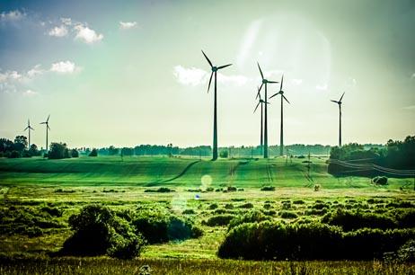 Velkommen i det grønne Danmark