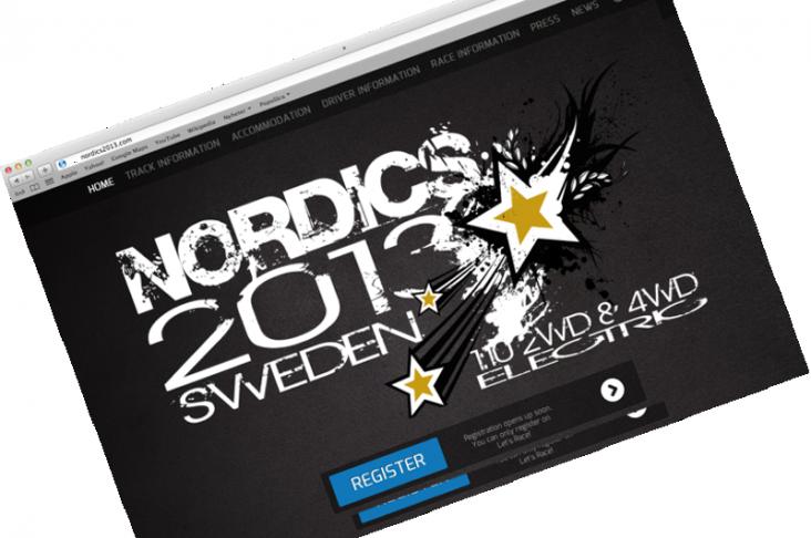 Nordics 2013 homepage