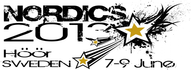Nordic logo date