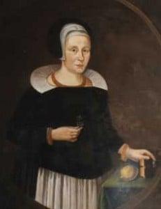 Stormor i Dalom - Margareta Hansdotter Zebrozytia Burea (1594-1609)