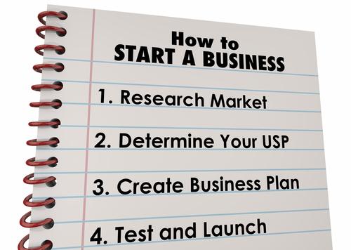 att starta eget företag