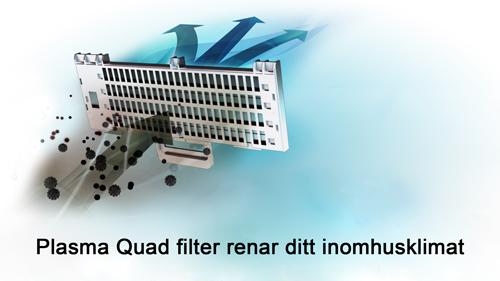 Plasma Quad Filter
