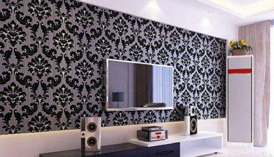 انواع کاغذ دیواری ایرانی
