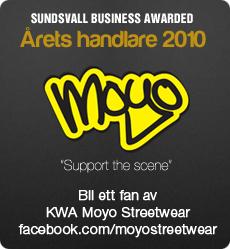 Bli ett fan av Moyo Streetwear på Facebook!