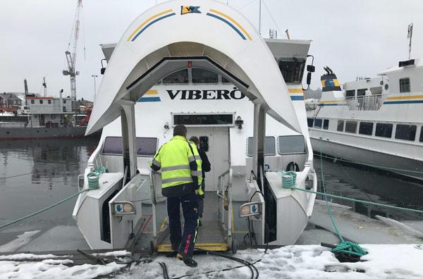 motorrenovering vaxholmsbåtar