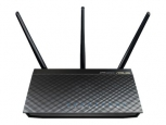 Asus RT-AC66U Dualb. Wireless AC1750 Gigabit Router