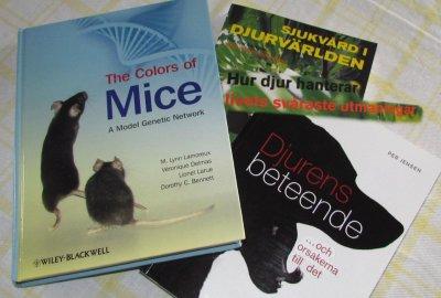 Några bra böcker jag har.