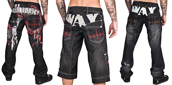 Wax Jeans, Wax Actionwear Jeans