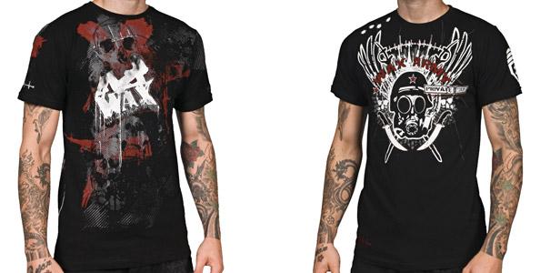 Wax T-shirts