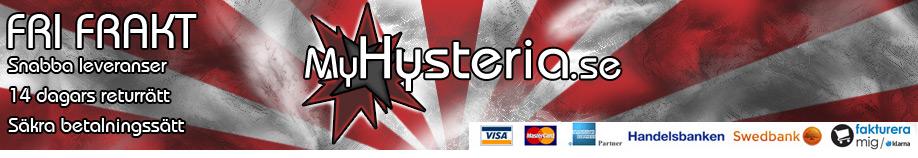 Myhysteria.se - Kläder inom Streetwear, Fashioncore och Tattoo med attityd