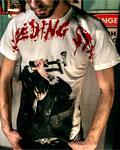 Bleeding Star - Envy Mens T-shirt