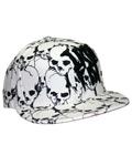 Iron Fist - Torn Skull Mens Cap